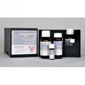 Acetic Acid Kit for Manual Spectrophotometers