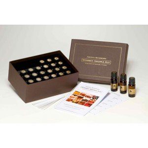 Whiskey Aroma Recognition Training Kit, Gift Box