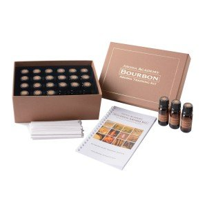 Bourbon Aroma Recognition Training Kit, Gift Box