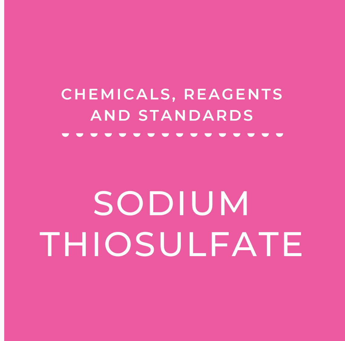 0.02N Sodium Thiosulfate