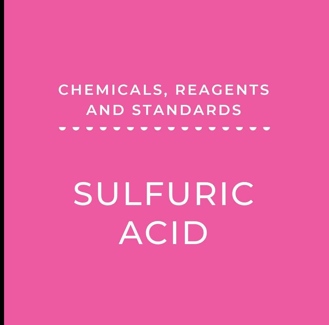 25% Sulfuric Acid