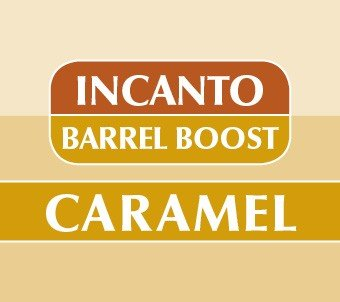 Incanto Barrel Boost Caramel