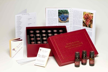 Wine Aroma Recognition Training Kit, Gift Box