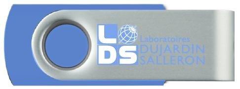 LDS EBULLIOLOG with Calculation Program in USB Key 1Go