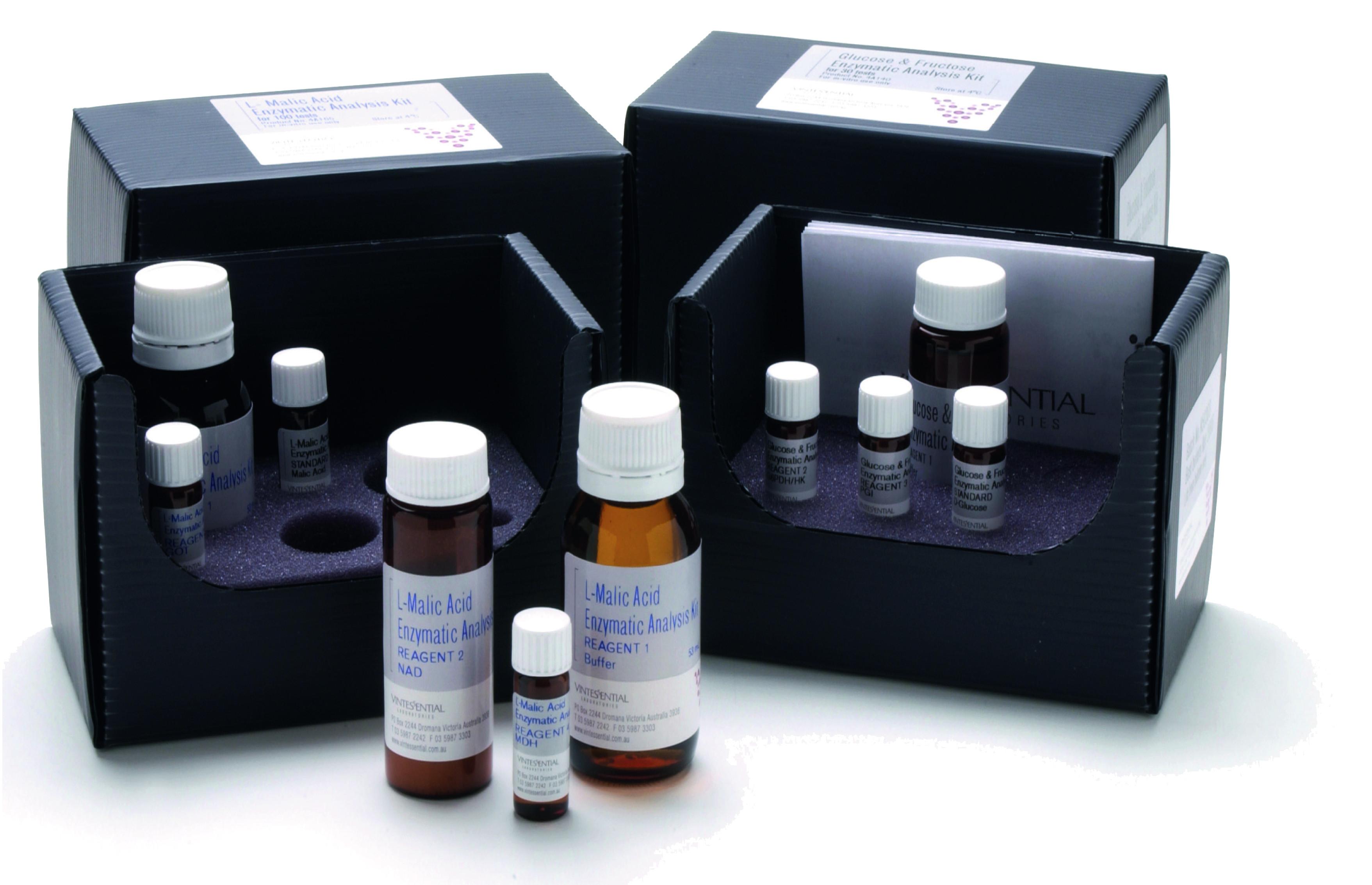 L-Malic Acid Kit for Discrete Analyzers