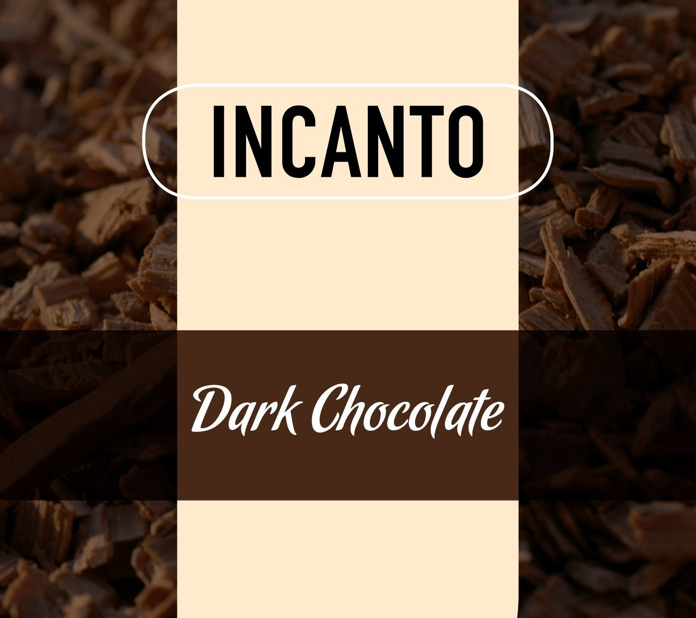 Incanto Chips Dark Chocolate