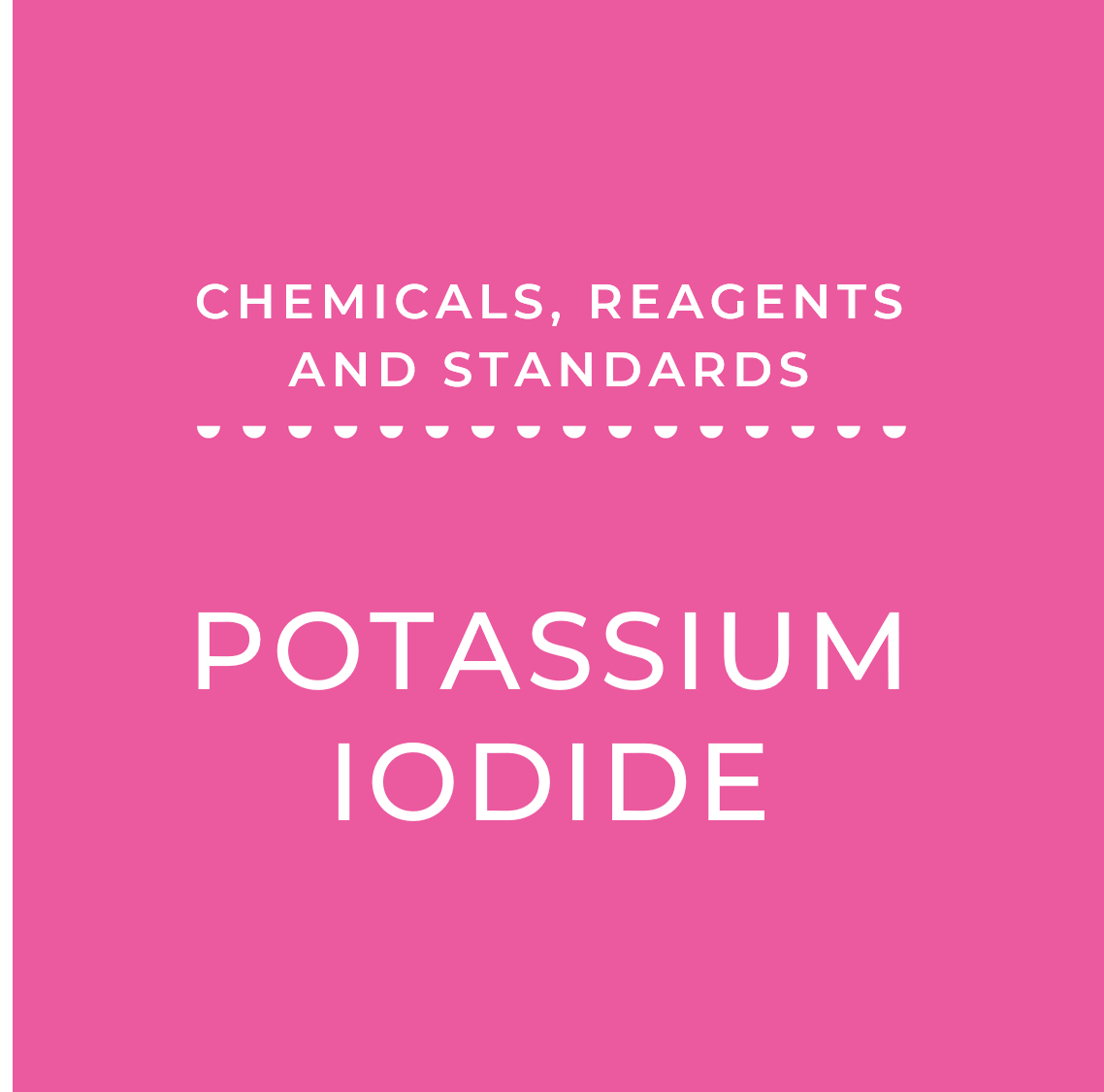 Potassium Iodide 20% Solution