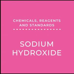 0.01 N Sodium Hydroxide