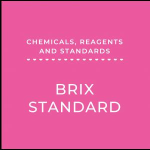 15 Brix Standard
