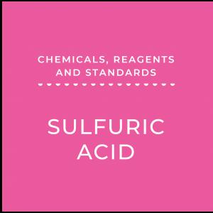 96% Sulfuric Acid