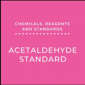 Acetaldehyde Standard, 100ppm