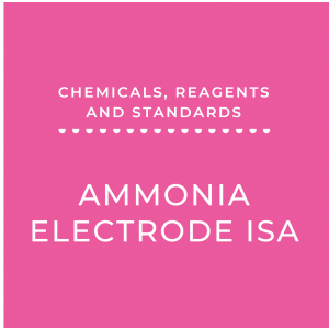 Ammonia Electrode ISA (Ionice Strength Adjuster), Orion 951211