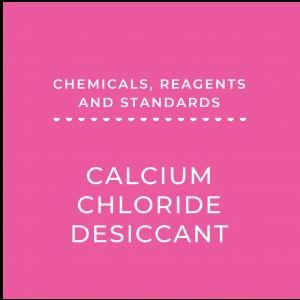 Calcium Chloride Desiccant