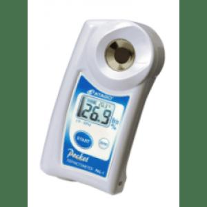 Atago Digital Handheld PAL-1 Refractometer, 0.0 to 53.0 Brix