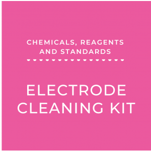 pH Electrode Cleaning Kit, Orion 900023