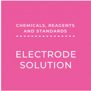 pH Electrode Solution, Beckaman BKA60217