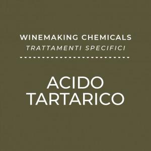 Tartaric Acid, Food Grade
