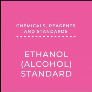 Ethanol (Alcohol) Standard, 14%