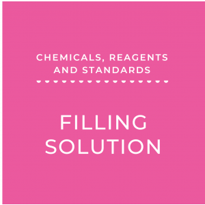 4M KCl Saturated AgCl Filling Solution, Orion 900011