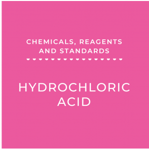 37% Hydrochloric Acid