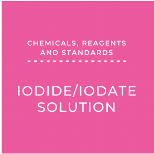 Iodide/Iodate Solution, 0.02 N