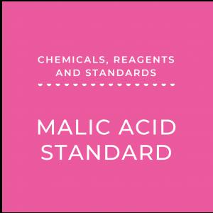 Malic Acid Standard, 200 mg/100 mL
