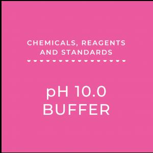 pH 10.0 Buffer