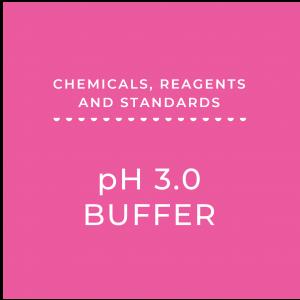 pH 3.0 Buffer