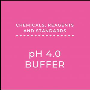 pH 4.0 Buffer