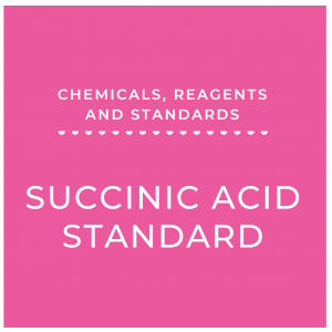 Succinic Acid Standard, 200 mg/100 mL
