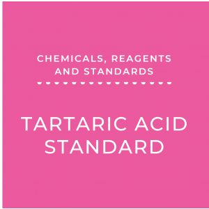 Tartaric Acid Standard, 200 mg/100 mL