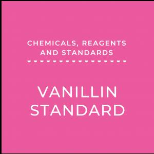 Vanillin Standard, 1 ppm